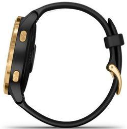 Смарт-часы Garmin Venu Black/Gold (010-02173-34)