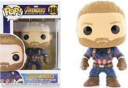 купить Игрушка Funko 26466 Avengers Infinity War: Captain America в Кишинёве