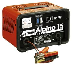 Пуско-зарядное устройство Telwin Alpine 15