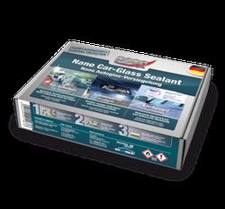 Nano Car-Glass Sealant Set Защитное покрытие