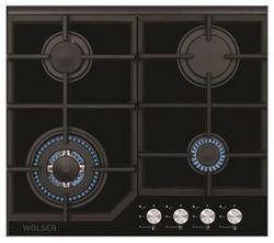 Газовая панель Wolser WL-TR6400 GTB FFD