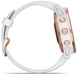 Смарт-часы Garmin fenix 6S Pro Rose Gold/White (010-02159-11)