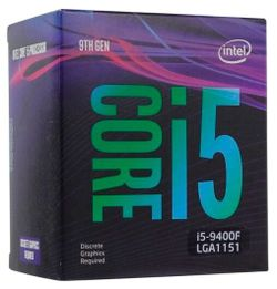 Процессор Intel Core i5-9400F 2.9-4.1GHz Tray