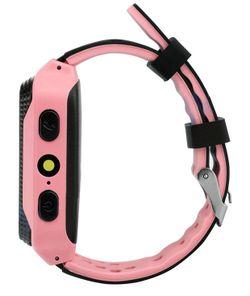 Smart ceas pentru copii Wonlex GW500S Pink/Black