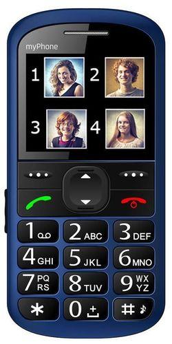 cumpără Telefon mobil myPhone Halo 2, Blue în Chișinău