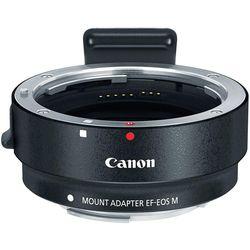 cumpără Concevtor foto Canon Adapter EOS M for Lenses EF & EF-S în Chișinău