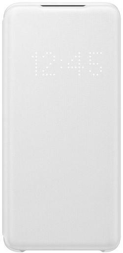 купить Чехол для смартфона Samsung EF-NG980 LED View Cover White в Кишинёве