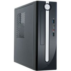 Case ITX 300W Tower/Desktop Chieftec FI-01B-U3-300