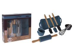 Набор детских кондитерских инструментов 12ед, силикон