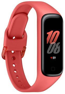 купить Фитнес-трекер Samsung SM-R220 Galaxy Fit2 Red в Кишинёве