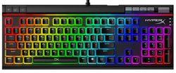 купить Клавиатура HyperX HKBE2X-1X-RU/G, Alloy Elite 2 RGB, Red switch в Кишинёве