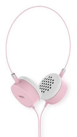 Наушники Remax RM-910 Pink