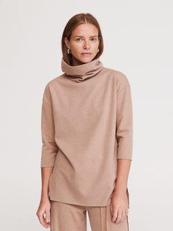 Блуза RESERVED Бежевый wn625-08m
