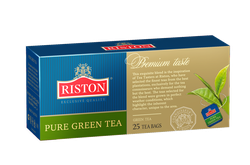 Riston Pure Green Tea 25p