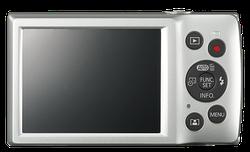 Aparat foto digital Canon Ixus 185 Silver