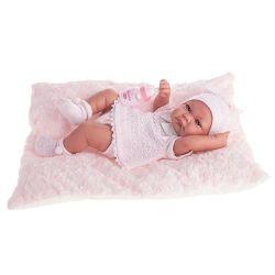 Copilă păpușă care doarme cu o pătură de 40 cm Cod 3348