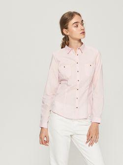 Блуза Sinsay Светло розовый tm386-03x