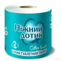 Туалетная бумага Нiжний Дотик 174 листа
