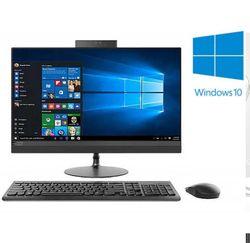 купить Компьютеры моноблок Lenovo 520-24ICB All-in-One (26278) в Кишинёве
