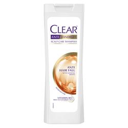 Шампунь против перхоти Clear против выпадения волос, 400 мл