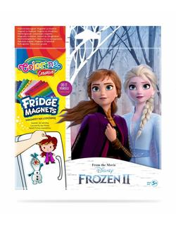 Set de magneți Colorino Disney Frozen