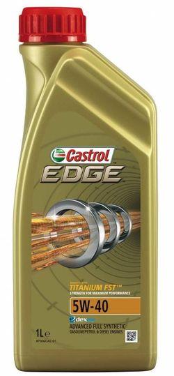 Моторное масло Castrol Edge Titanium TD 5W-40 1L