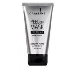 Mască-peeling cu microparticule de cărbune activ, Careline Active Charcoal 150 ml