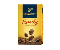 Tchibo Family, молотый кофе 250 г