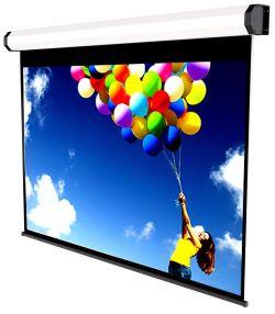 Ecran de proiecţie Sopar Professional Electrical 300x250cm Black (5304HT)