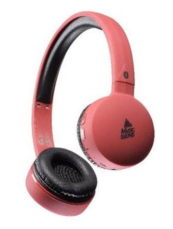 Наушники CellularLine MusicSound Red