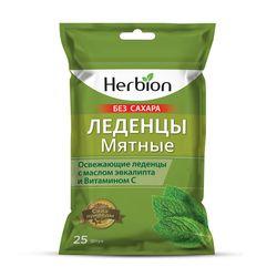 Herbion Леденцы Мятные