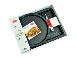 Набор Ballarini Cookin'Italy (2 формы для пиццы,нож, рецепты