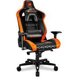 Игровое кресло Cougar ARMOR TITAN Black / Orange,