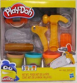 Игровой набор Play-Doh Строительные инструменты, код 43883