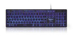 Клавиатура Gembird KB-UML3-01, Black