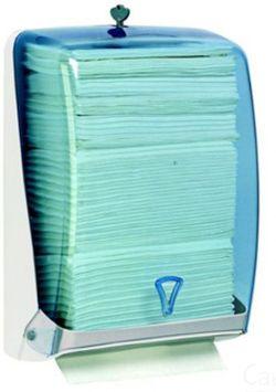 AMALFI TRANSPARENT Диспенсер для складных бумажных полотенец
