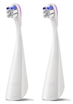 купить Аксессуар для зубных щеток Jetpik JP300 2 Pack, white в Кишинёве