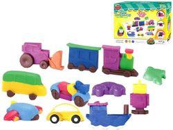 Set pentru modelare Funny Lucky Transport (accesorii)
