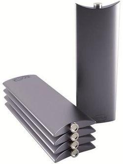 cumpără Element frigorific p/u frigidere GioStyle 34731 Slim 450g, 10X30X2.5cm în Chișinău