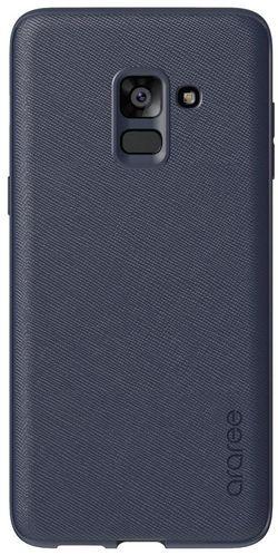 купить Чехол для смартфона Samsung GP-A730, Galaxy A8+ 2018, Araree Airfit Prime, Blue в Кишинёве