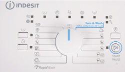 Maşina de spălat rufe Indesit BTW D61053 (EU)