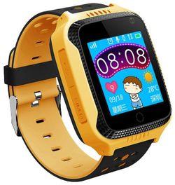 Smart ceas pentru copii Wonlex GW500S Yellow