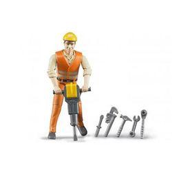 Figura constructorului + accesorii, cod 42305
