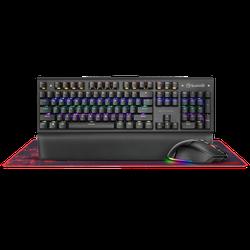 Клавиатура + мышь + коврик Marvo CM420 Gaming