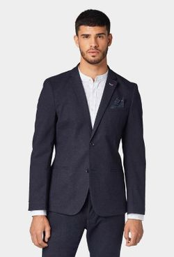 Пиджак Tom Tailor Темно синий tom tailor 1013181