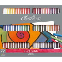 Set de pasteluri profesionale Carres Hard Cretacolor 72 cul.