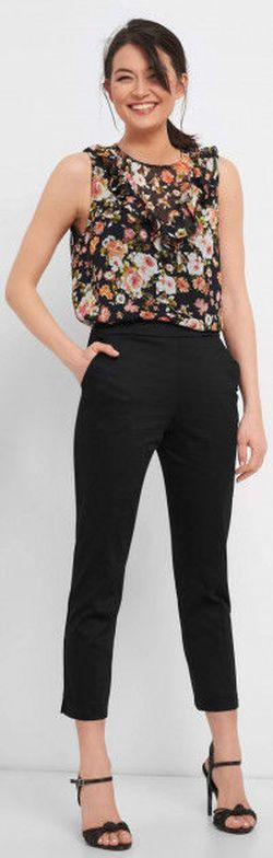 Pantaloni ORSAY Negru 356209 orsay