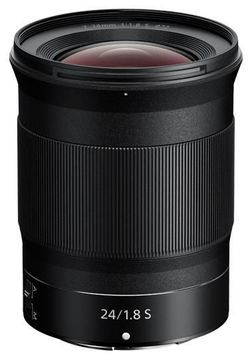 купить Объектив Nikon Z 24mm f/1.8 S Nikkor в Кишинёве