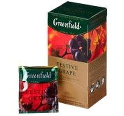Ceai Greenfield Festive Grape