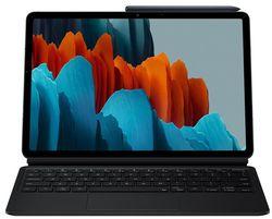 купить Сумка/чехол для планшета Samsung EF-DT870 Book Cover Keyboard Black в Кишинёве